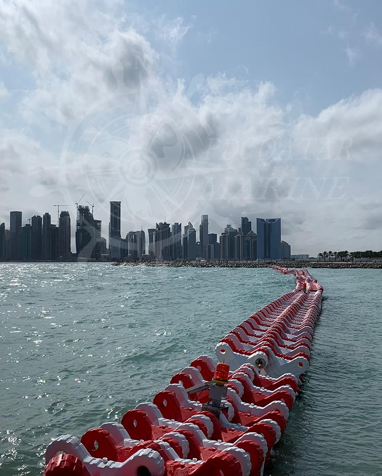 The St. Regis – Sea Barrier WaveBreaker & Jellyfish Net