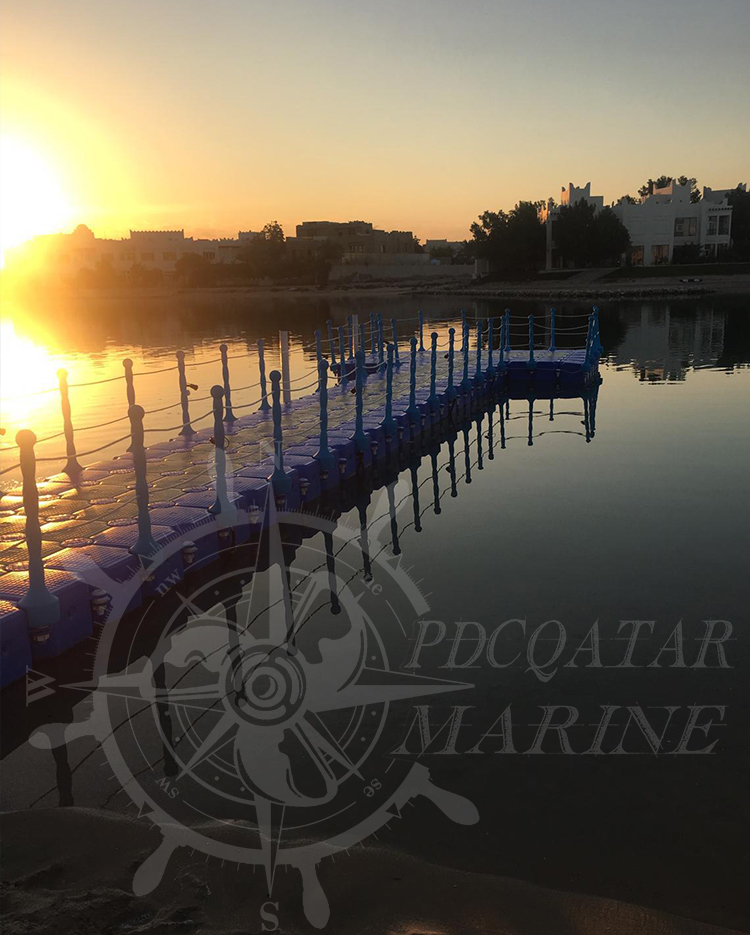 Private Client A. A. Al Darwish – Floating Dock