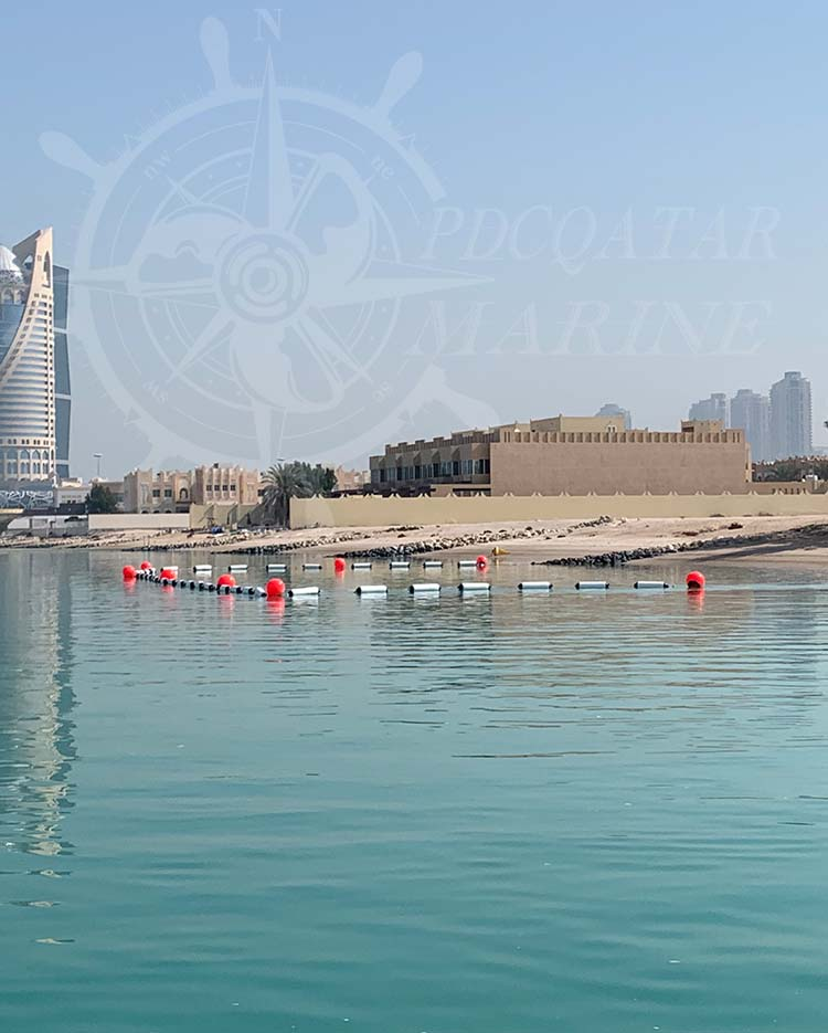 Private Client Dr. I. AL Ibrahim – Sea Barrier