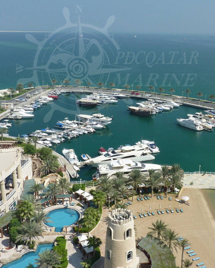 Four Seasons Marina – Surveying & Inspection