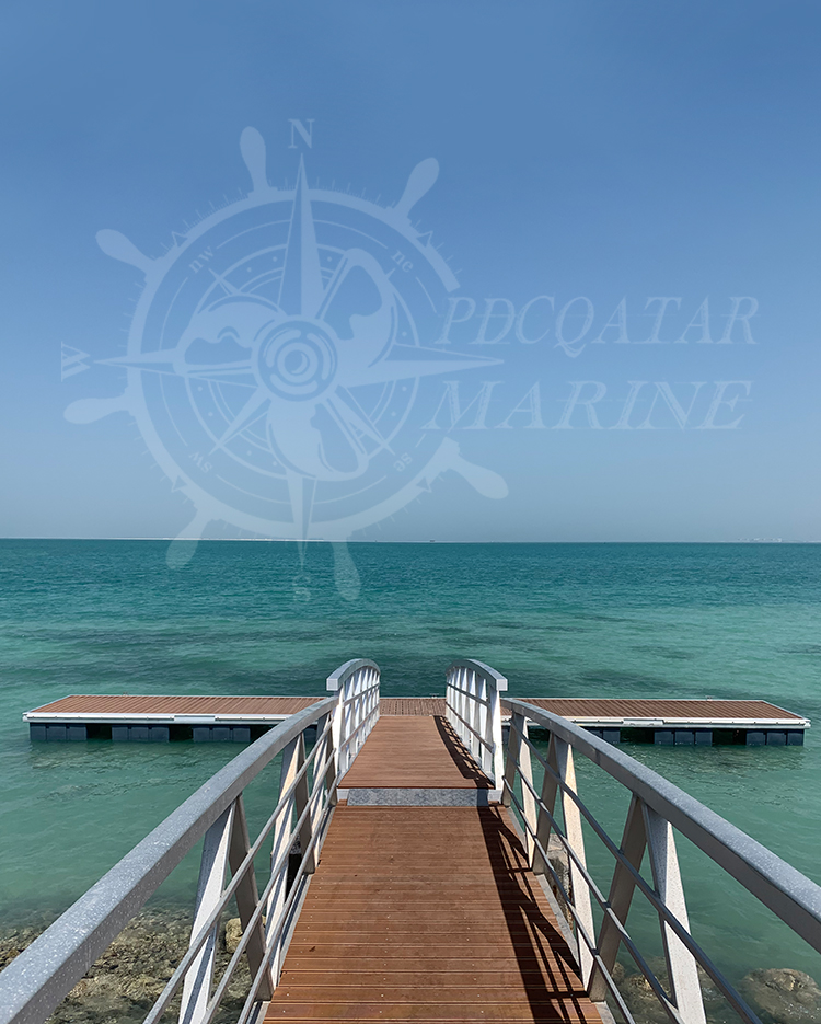The St. Regis – Floating Dock Jetty & Gangway