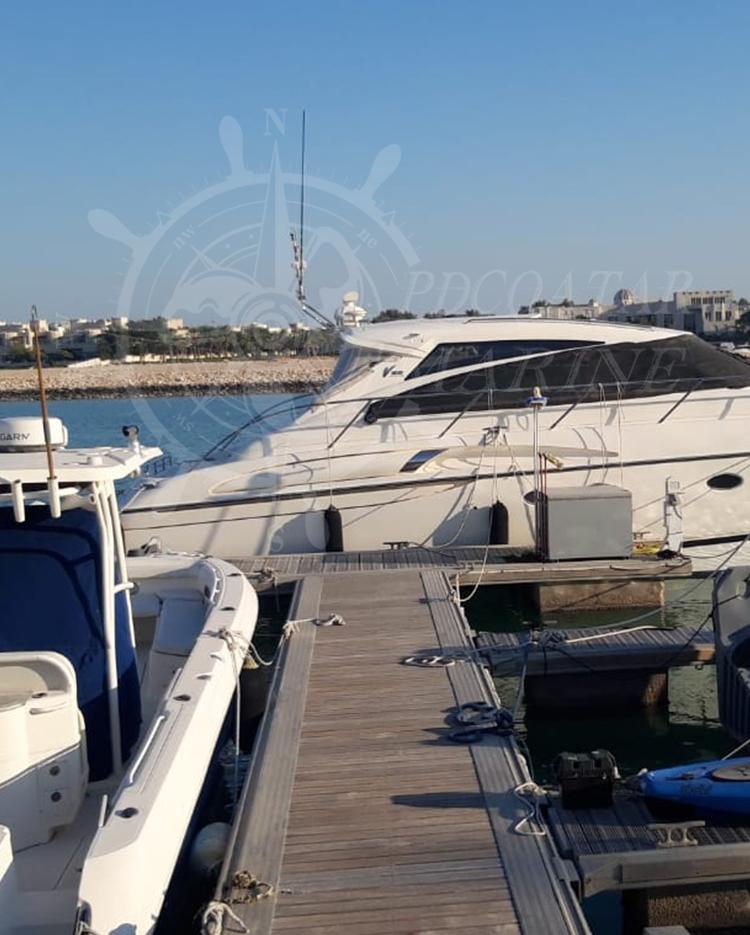 Private Client J. Al Jaber Re-Anchor & Maintenance